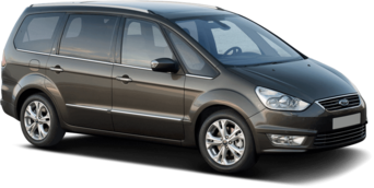 Ford Galaxy Mietwagen