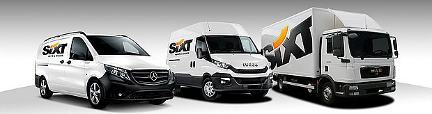Lovely Sixt LKW Mieten Awesome Design