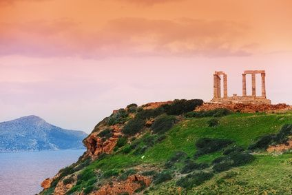 Athen Kap Sounion
