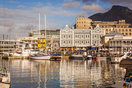 Kapstadt - Victoria und Albert Waterfront