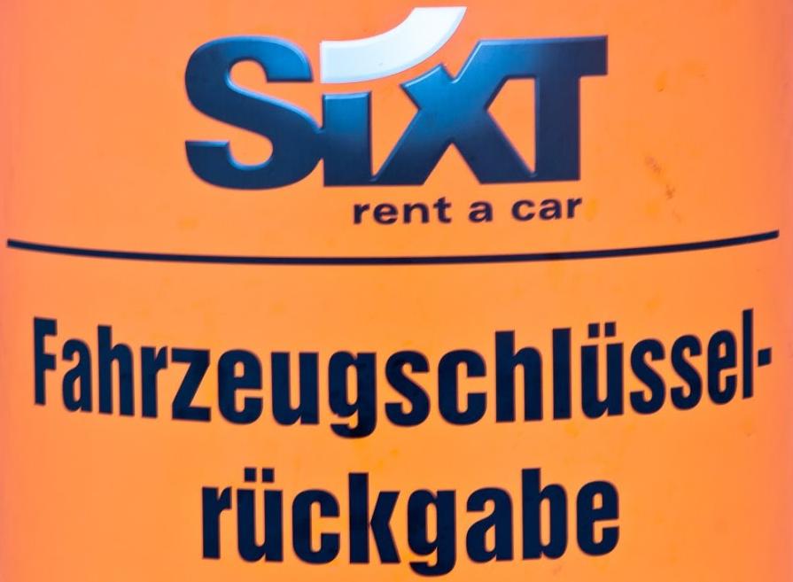 R�ckgabe Mietwagen