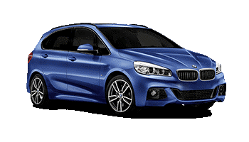 BMW 2er Active Tourer Mietwagen