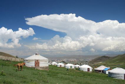 Mongolei Country