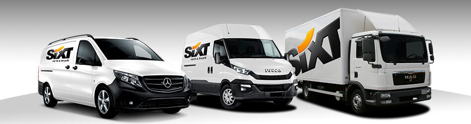 g nstige lkw mieten sterreich sixt transporter lkw. Black Bedroom Furniture Sets. Home Design Ideas